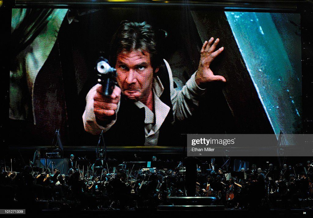 """""""Star Wars: In Concert"""" At The Orleans Arena In Las Vegas : News Photo"""