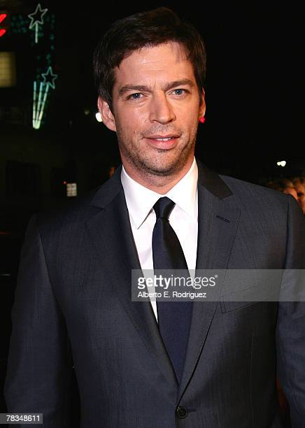 Actor Harry Connick Jr arrives at the premiere of Warner Bros' 'PS I Love You' held at Grauman's Chinese Theater on December 9 2007 in Los Angeles...