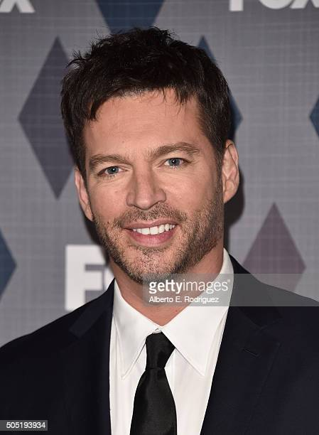 Actor Harry Connick Jr. Attends the FOX Winter TCA 2016 All-Star Party at The Langham Huntington Hotel and Spa on January 15, 2016 in Pasadena,...