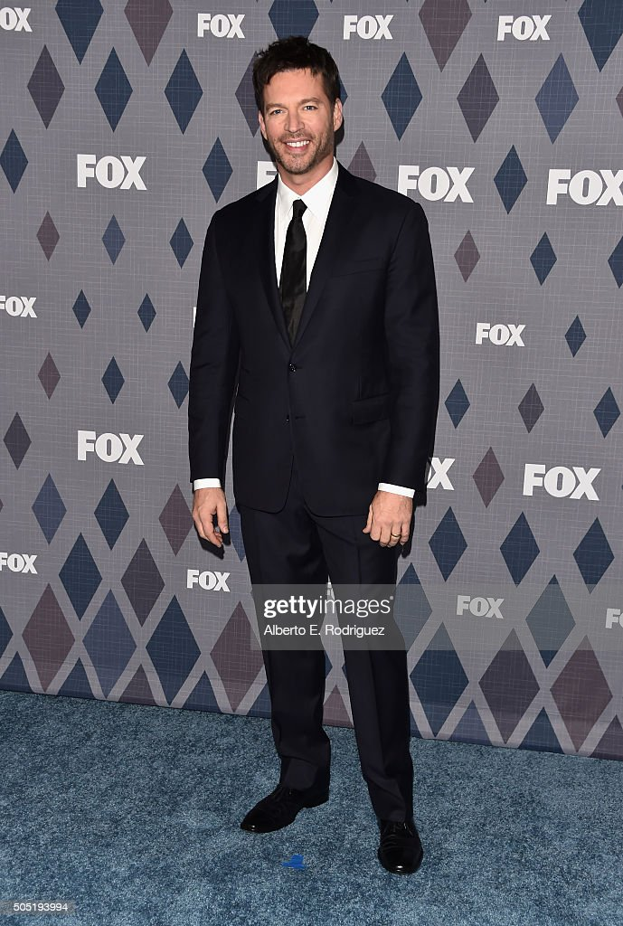 FOX Winter TCA 2016 All-Star Party - Arrivals : News Photo