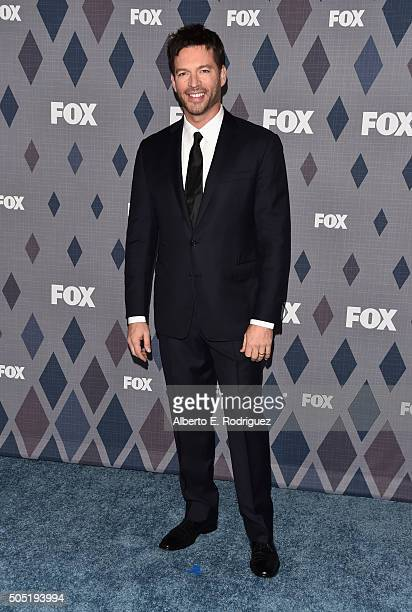Actor Harry Connick Jr attends the FOX Winter TCA 2016 AllStar Party at The Langham Huntington Hotel and Spa on January 15 2016 in Pasadena California