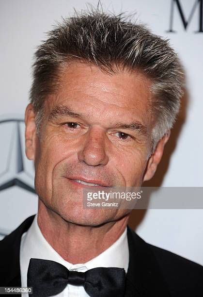 Actor Harry Hamlin arrives at the 26th Anniversary Carousel Of Hope Ball presented by MercedesBenz at The Beverly Hilton Hotel on October 20 2012 in...