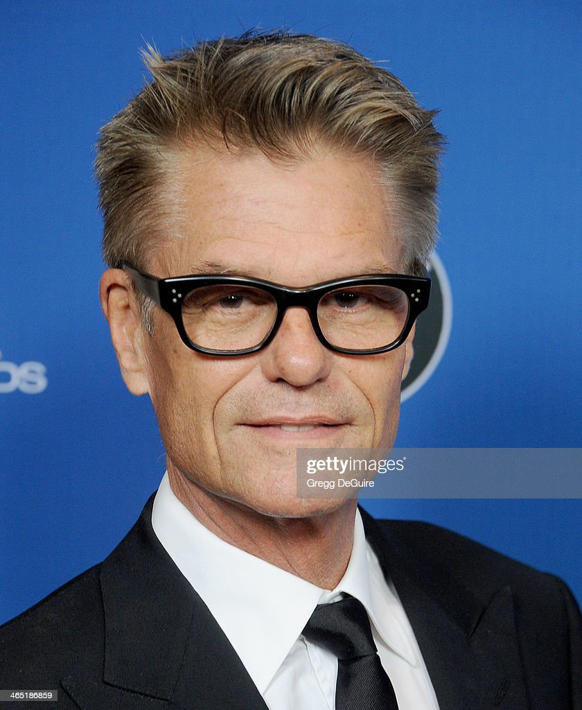 Actor Harry Hamlin arrives at the 66th Annual Directors Guild Of America Awards at the Hyatt Regency Century Plaza on January 25, 2014 in Century City, California.