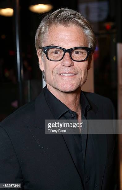 Actor Harry Hamlin attends Raising The Bar To End Parkinson's at Public School 818 on March 7 2015 in Sherman Oaks California