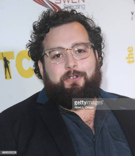 Actor Harry Katzman arrives for the Premiere Of Swen Group's 'The Outcasts' held at Landmark Regent on April 13 2017 in Los Angeles California