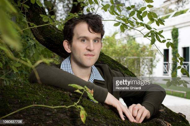 Actor Harry Melling is photographed for Self Assignment, on September, 2018 in Venice, Italy. . .