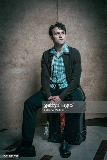 Actor Harry Melling is photographed for The Hollywood Reporter on September 2018 in Venice Italy