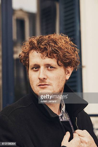 Actor Harry Michell is photographed for Self Assignment on October 1 2016 in Dinard France
