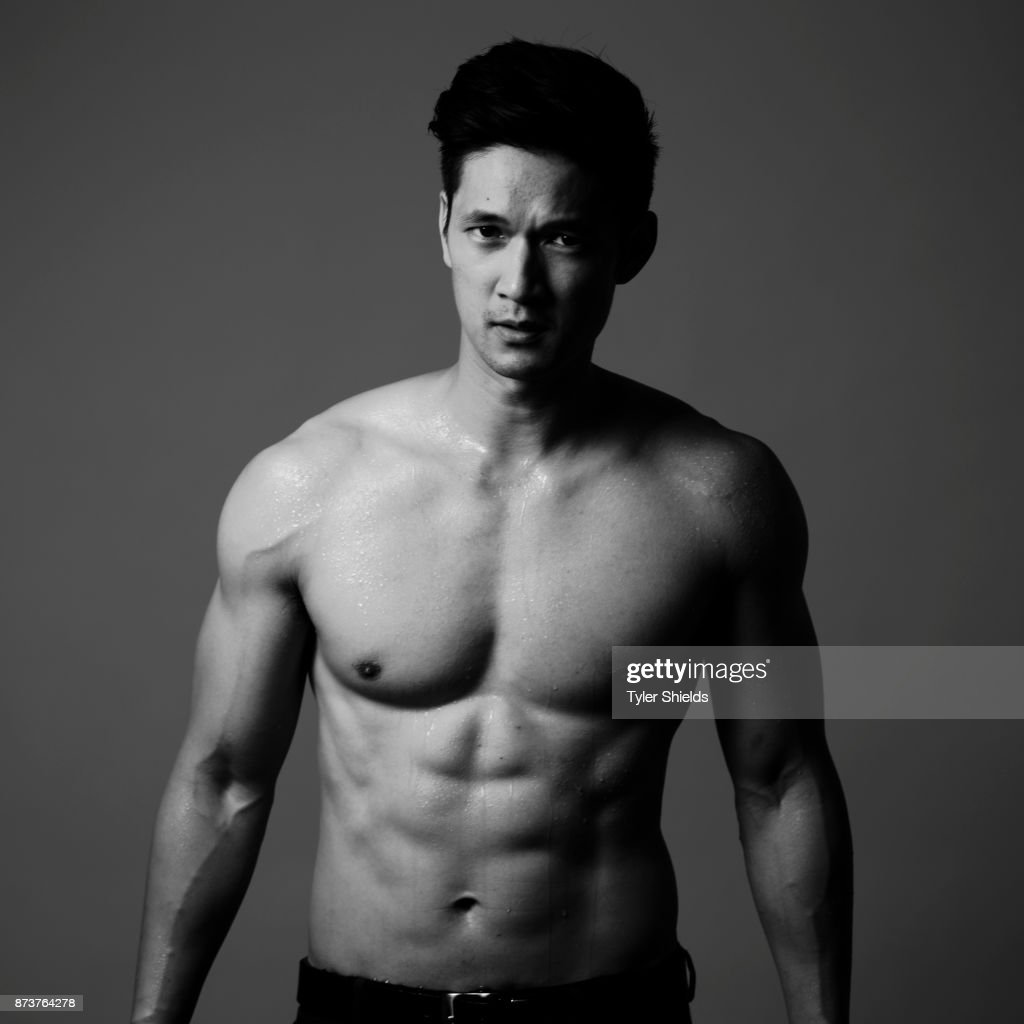 Actor Harry Shum Jr. is photographed for Self Assignment on June 24, 2016 in Los Angeles, California.