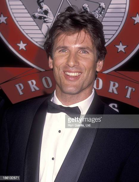 Actor Hart Bochner attends the First Annual AllStar Pro Sports Awards on June 25 1990 at Universal Amphitheatre in Universal City California