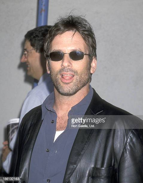 Actor Hart Bochner attends 'The Perfect Storm' Westwood Premiere on June 26 2000 at Mann Village Theatre in Westwood California