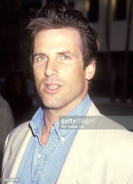 Actor Hart Bochner attends the Screening of the MadeforTV Movie 'Citizen Cohn' on August 6 1992 at Samuel Goldwyn Theatre in Beverly Hills California