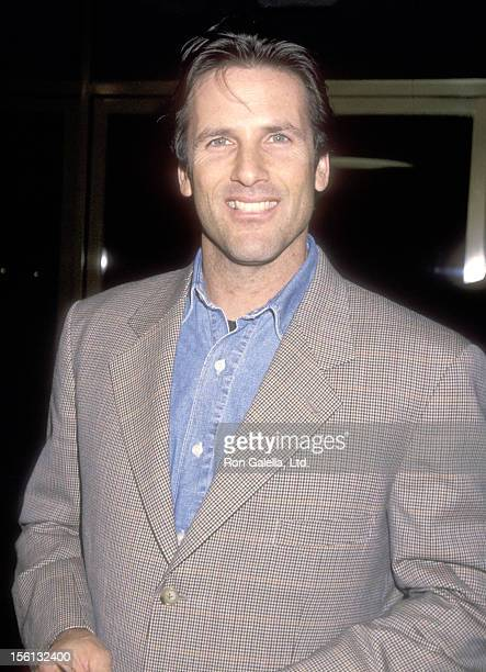 Actor Hart Bochner attends the 'Speechless' Westwood Premiere on December 12 1994 at Mann National Theatre in Westwood California