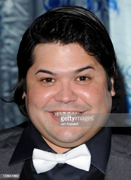 Actor Harvey Guillen arrives at the 2011 People's Choice Awards at Nokia Theatre LA Live on January 5 2011 in Los Angeles California