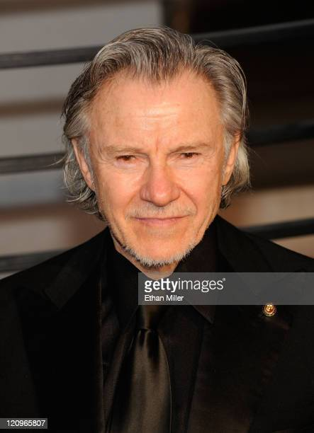 Actor Harvey Keitel arrives at the 2010 Vanity Fair Oscar Party hosted by Graydon Carter held at Sunset Tower on March 7, 2010 in West Hollywood,...