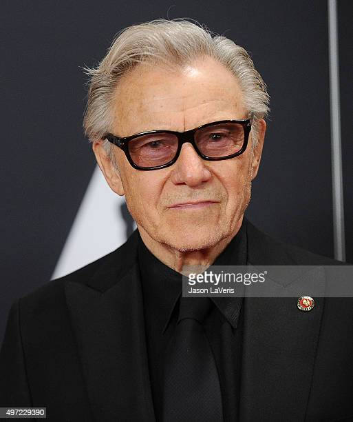 Actor Harvey Keitel attends the 7th annual Governors Awards at The Ray Dolby Ballroom at Hollywood Highland Center on November 14 2015 in Hollywood...