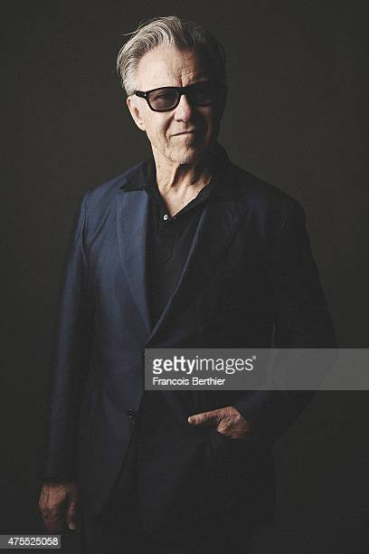 Actor Harvey Keitel is photographed on May 20, 2015 in Cannes, France.