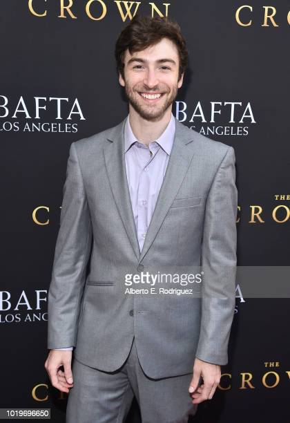 Actor Hawk D'Onofrio attends the BAFTALA Summer Garden Party at The British Residence on August 19 2018 in Los Angeles California