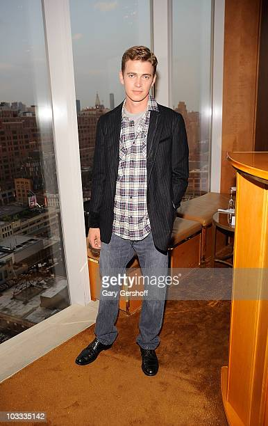 Actor Hayden Christensen attends the Reeve Champions Summer Party hosted by Dior Beauty and the Christopher Dana Reeve Foundation at the Boom Boom...