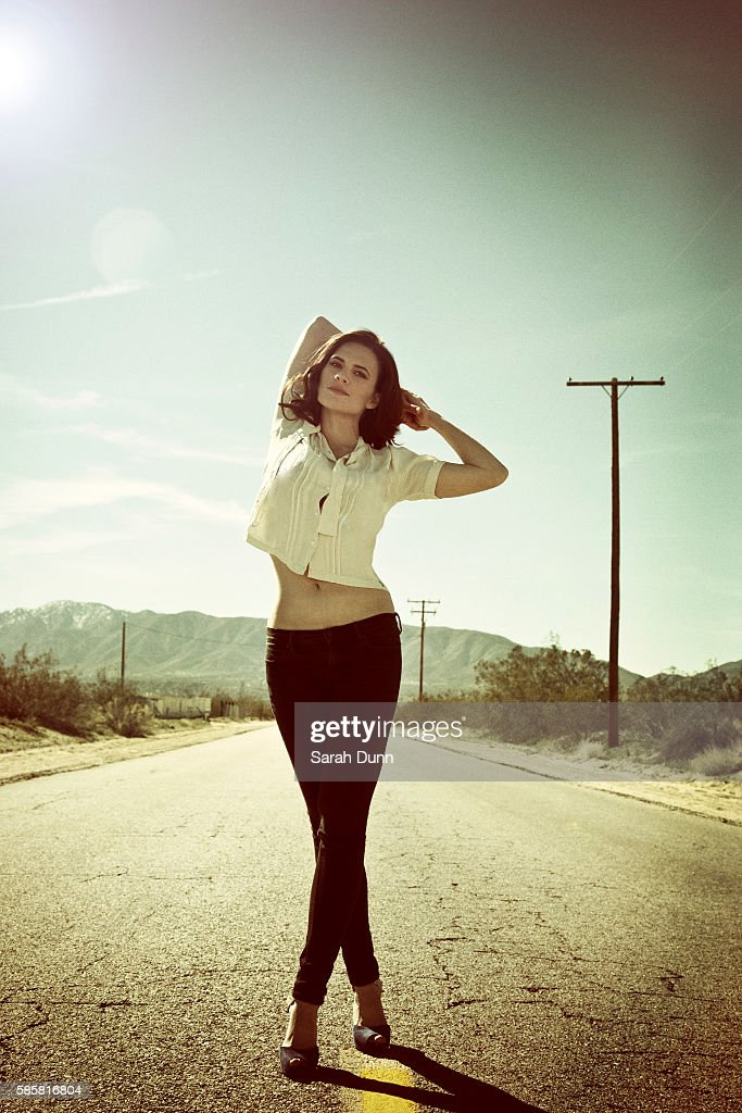 Hayley Atwell, Self assignment, March 9, 2014
