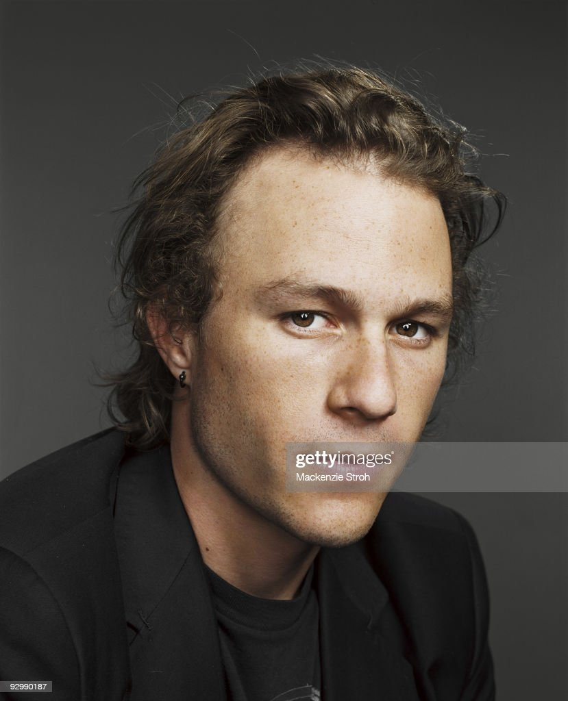 Heath Ledger, September 13, 2006