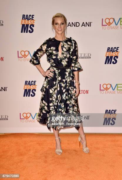 Actor Heather Morris attends the 24th Annual Race To Erase MS Gala at The Beverly Hilton Hotel on May 5, 2017 in Beverly Hills, California.