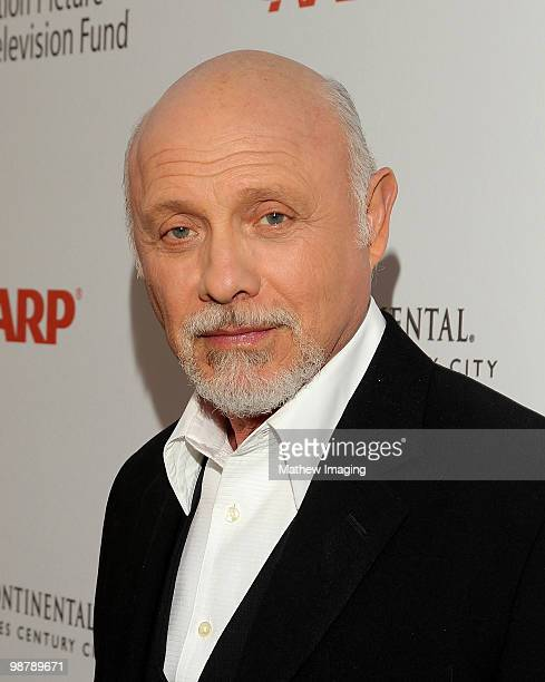 Actor Hector Elizondo arrives at the 5th Annual 'A Fine Romance' at 20th Century Fox on May 1 2010 in Los Angeles California