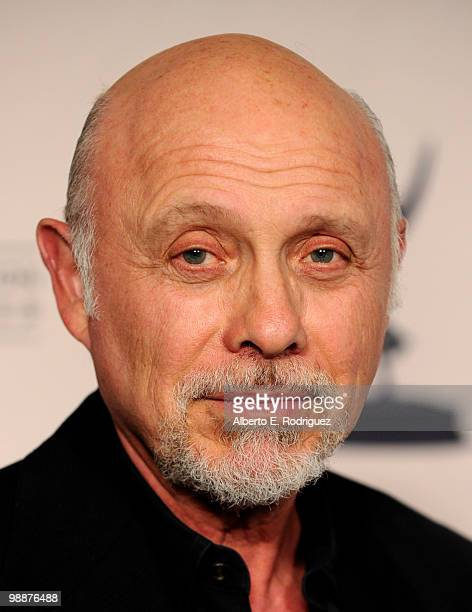 Actor Hector Elizondo arrives at the Academy of Television Arts Sciences' 3rd Annual Academy Honors at the Beverly Hills Hotel on May 5 2010 in...