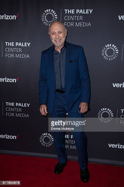 Actor Hector Elizondo arrives at The Paley Center for Media's Hollywood Tribute to Hispanic Achievements in Television event at the Beverly Wilshire...