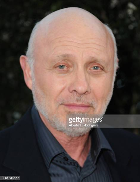 Actor Hector Elizondo arrives to The Academy of Motion Picture Arts and Sciences' tribute to Sophia Loren on May 4 2011 in Beverly Hills California