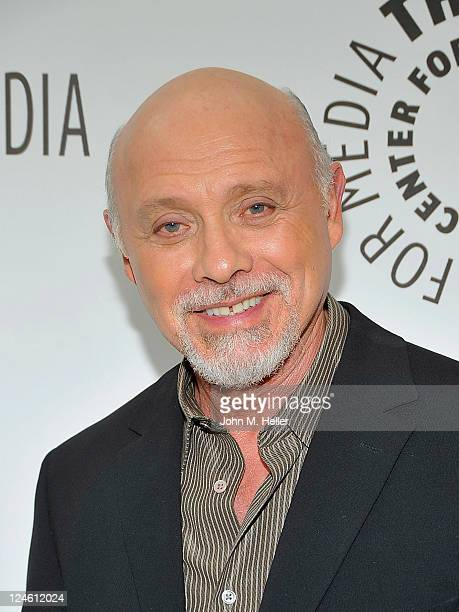 Actor Hector Elizondo attends the 2011 PaleyFest ABC Fall TV Preview at the Paley Center for Media on September 10 2011 in Beverly Hills California