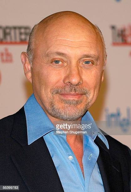 Actor Hector Elizondo attends The Hollywood Reporter 75th Anniversary Gala at Astra West at The Pacific Design Center on September 13 2005 in West...