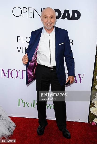 Actor Hector Elizondo attends the premiere of 'Mother's Day' at TCL Chinese Theatre IMAX on April 13 2016 in Hollywood California