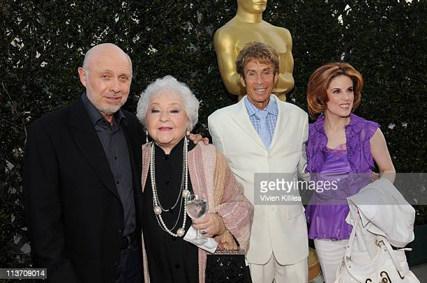Actor Hector Elizondo Carolee Campbell Paul Ryan and Kat Kramer attend AMPAS Tribute To Sophia Loren at AMPAS Samuel Goldwyn Theater on May 4 2011 in...