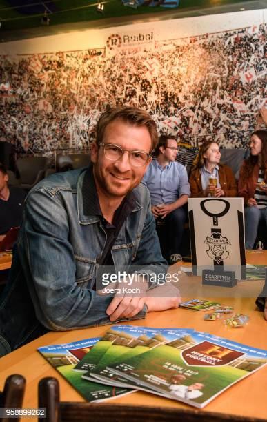 Actor Heiko Ruprecht attends the preview screening of the new documentaries 'Deutschland Deine Fussballseele' and 'Magische WMMomente Tore Traeume...