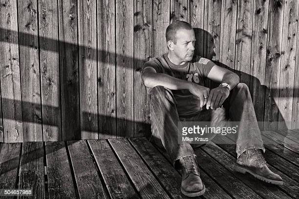 Actor Heino Ferch is photographed for Self Assignment on October 15 2013 in Munich Germany