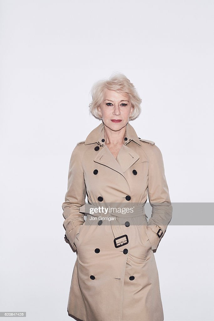 Helen Mirren, Telegraph UK, June 5, 2016 : News Photo