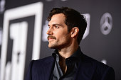hollywood ca actor henry cavill attends