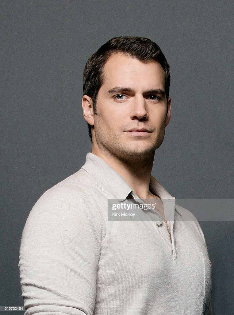 Henry Cavill, Los Angeles Times, March 13, 2016