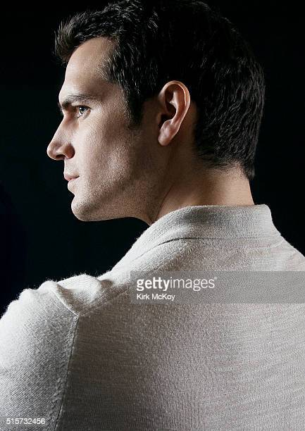 Actor Henry Cavill is photographed for Los Angeles Times on February 29 2016 in Los Angeles California PUBLISHED IMAGE CREDIT MUST READ Kirk...