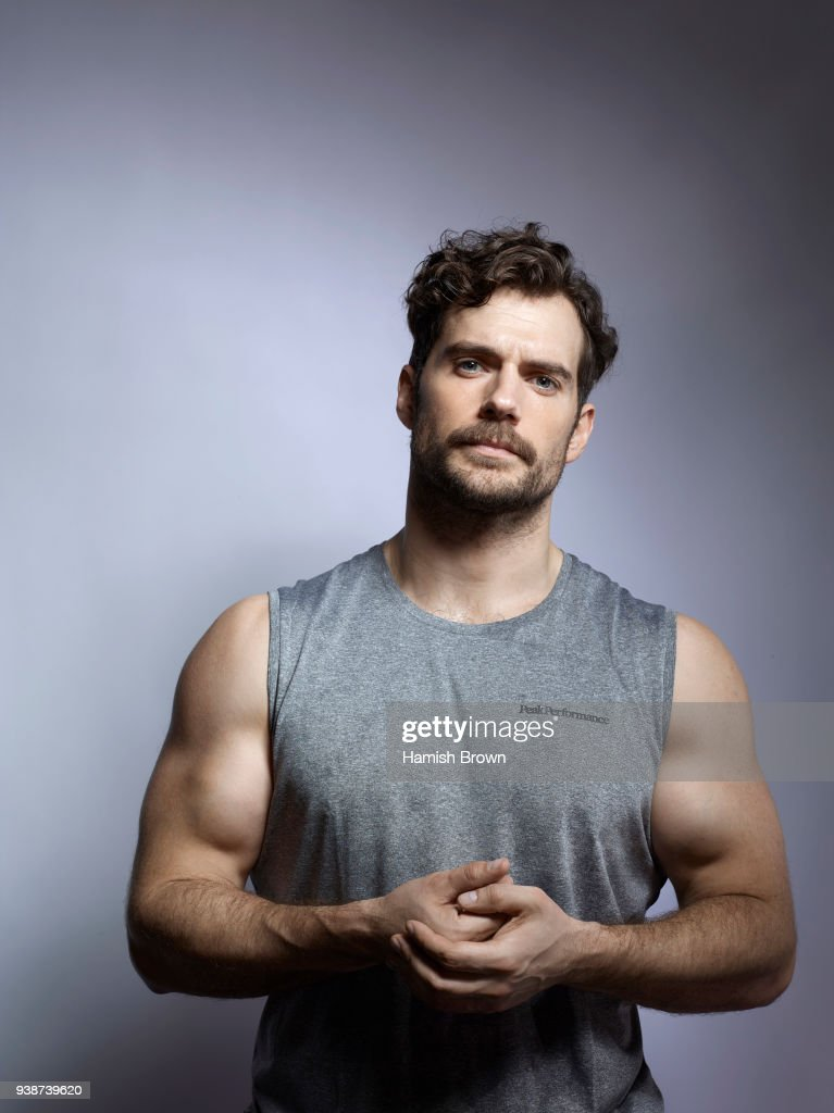 Actor Henry Cavill is photographed for Men's Health magazine on August 24, 2017 in London, England.