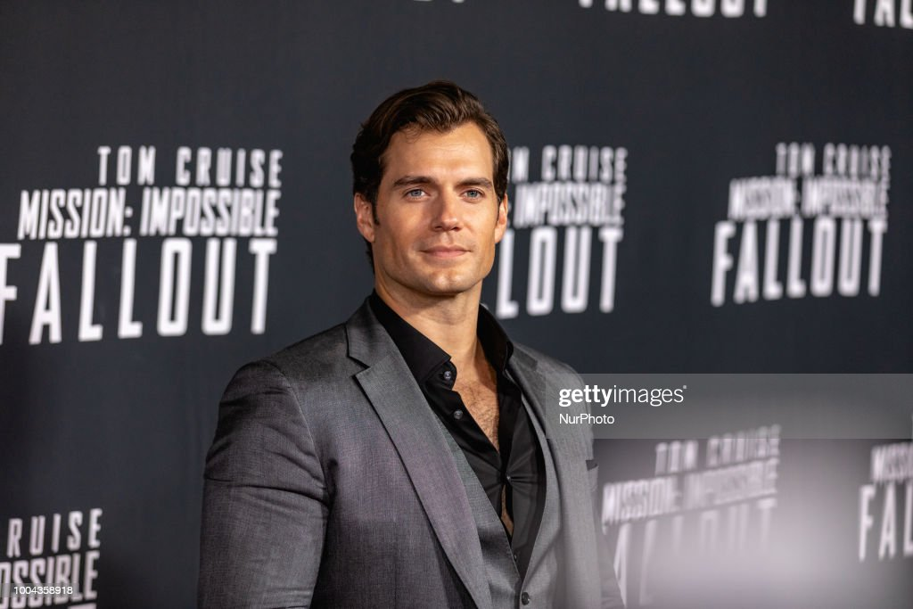 U.S. premiere of Mission: Impossible  Fallout : News Photo