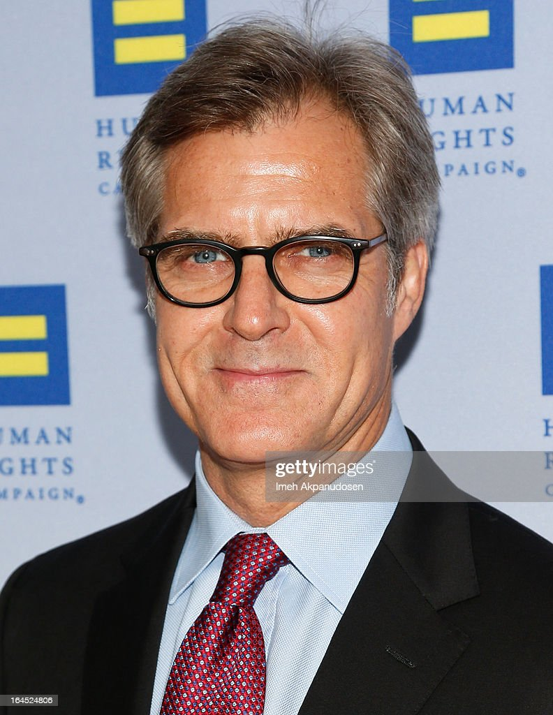 Actor Henry Czerny attends the 2013 Human Rights Campaign Los Angeles Gala at JW Marriott Los Angeles at L.A. LIVE on March 23, 2013 in Los Angeles, California.