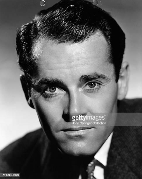 Actor Henry Fonda