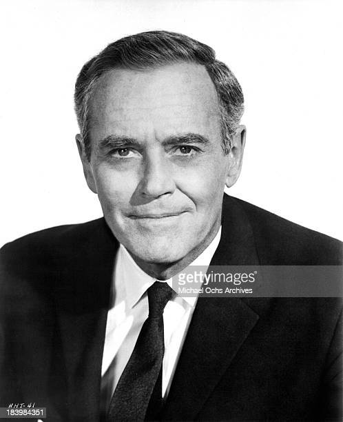 """Actor Henry Fonda poses for the movie """" Yours, Mine and Ours"""" in 1968."""