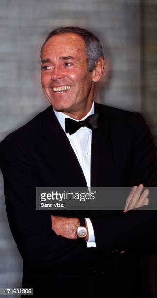Actor Henry Fonda posing for a photo on December 51966 in New York New York