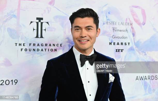 Actor Henry Golding attends 2019 Fragrance Foundation Awards at David H Koch Theater Lincoln Center on June 5 2019 in New York City