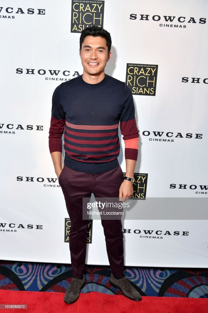 Showcase Cinemas Hosts 'Crazy Rich Asians' Actor Henry Golding At Red Carpet Event At College Point Multiplex Cinemas