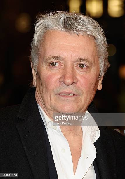Actor Henry Huebchen attends the 'Tuan Yuan' Premiere during day one of the 60th Berlin International Film Festival at the Berlinale Palast on...