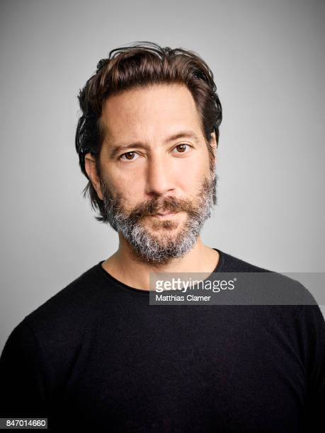 Actor Henry Ian Cusick from 'The 100' is photographed for Entertainment Weekly Magazine on July 22 2016 at Comic Con in the Hard Rock Hotel in San...